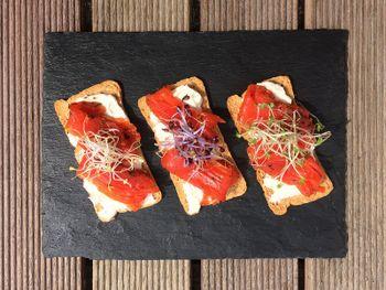 MediterraneanSalmon Gravlax