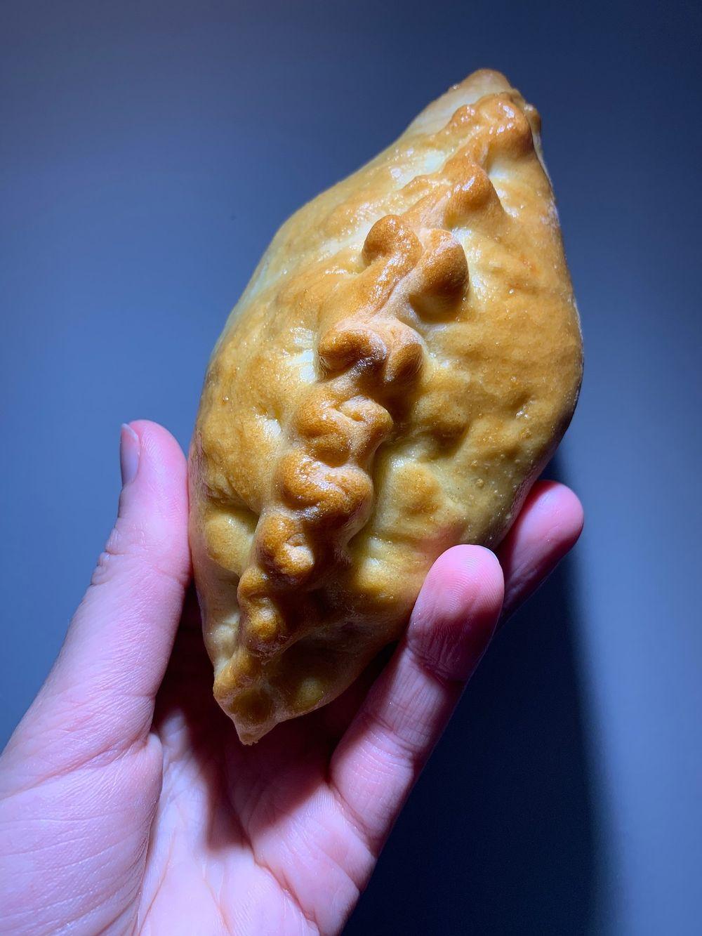 Пирожки из дрожжевого теста с начинкой